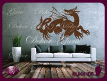 SÁRKÁNY 009. Dragon room wall stickers